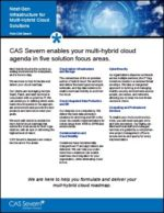 CAS Severn Overview